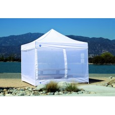 10' EVEREST, 1 PIECE, SCREEN ROOM, WHITE