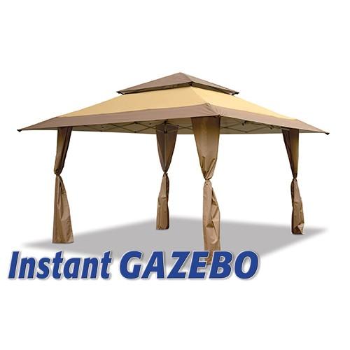 sc 1 st  Z-Shade & 13u0027 x 13u0027 Instant Gazebo