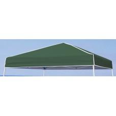 8 Al Shelter Top Only Taffeta Green