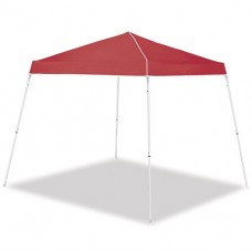 10' AL SHELTER TOP, RED