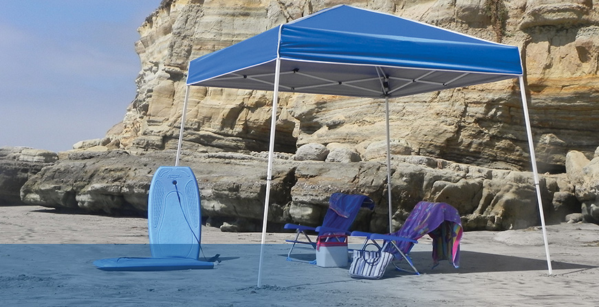 Z Shade Instant Canopies Featuring the 60 second Insta Lock® frame system 99% U.V. protection. Ideal for a wide variety of activities & ZShade USA